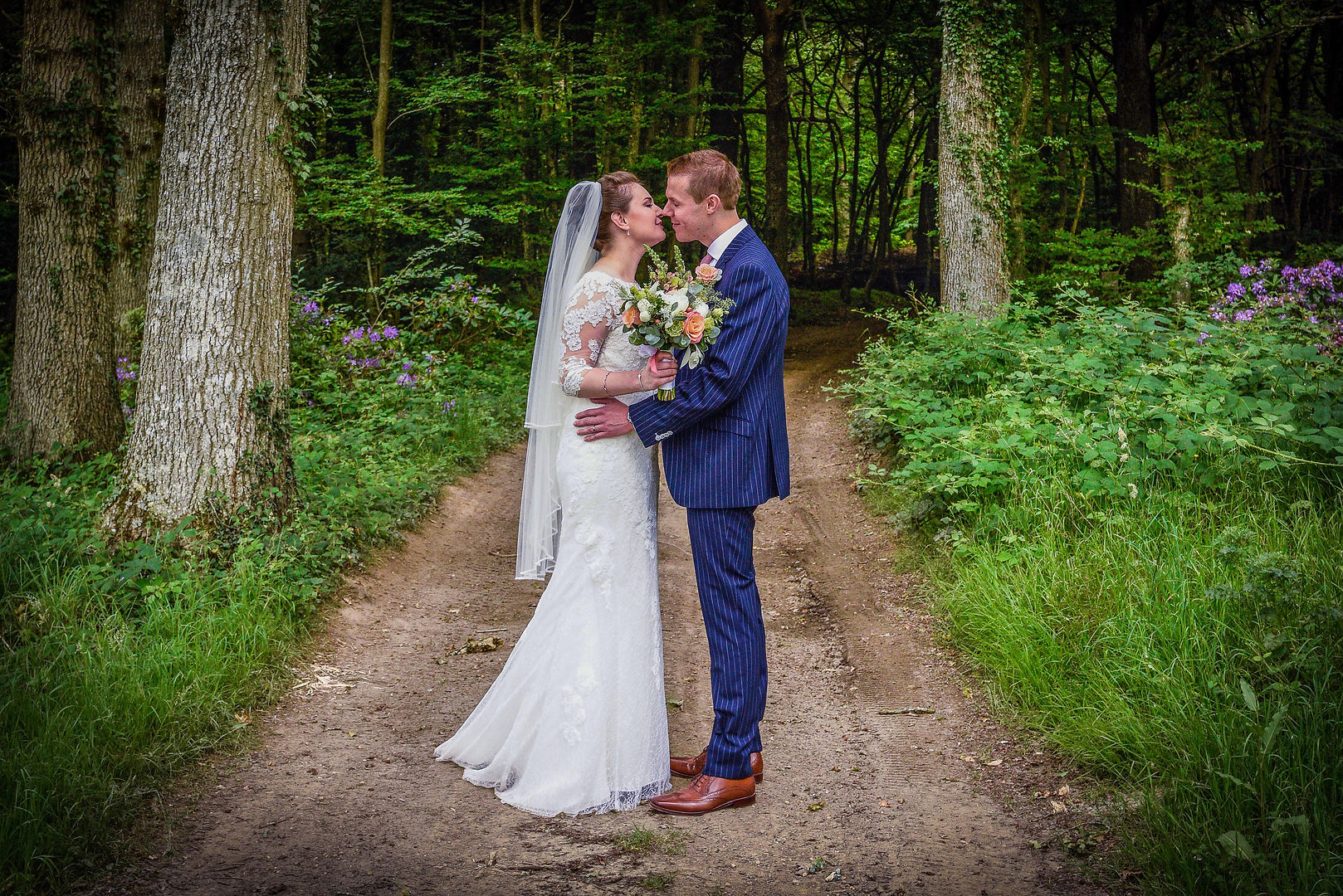 East sussex National Wedding photographer