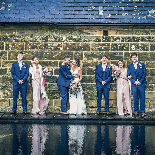 Nicky & Ben - Handall Manor Wedding