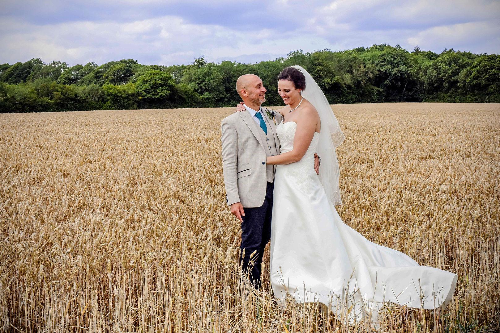 Wedding Photography Bonhams Barns