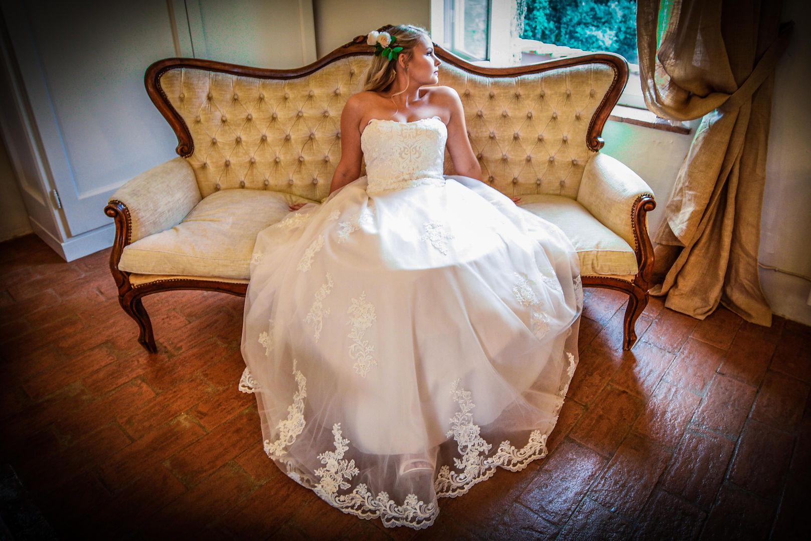Villa Podernova wedding photgrapher