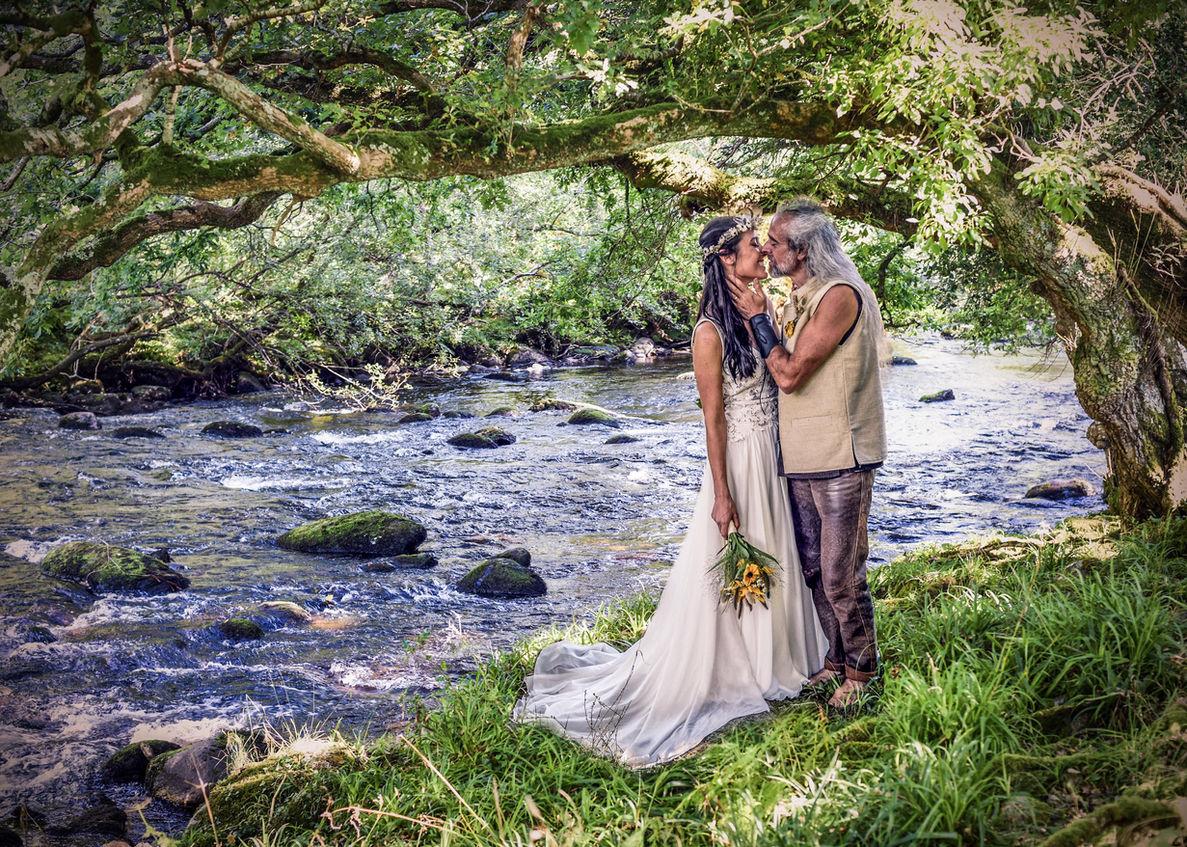 Dartmoor Wedding