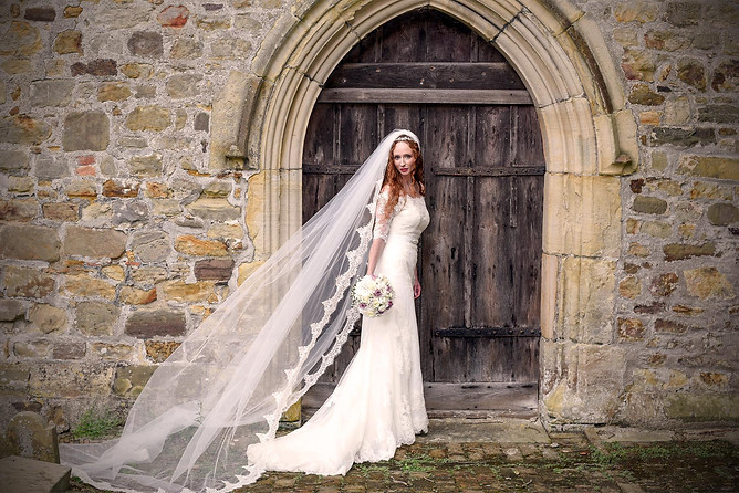 Lamberhurst church wedding