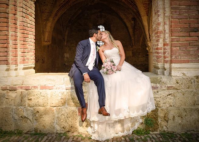 San Galgano Abbey Wedding
