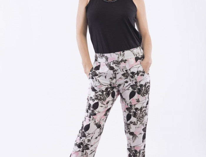 Orientique Marabella Print Pant
