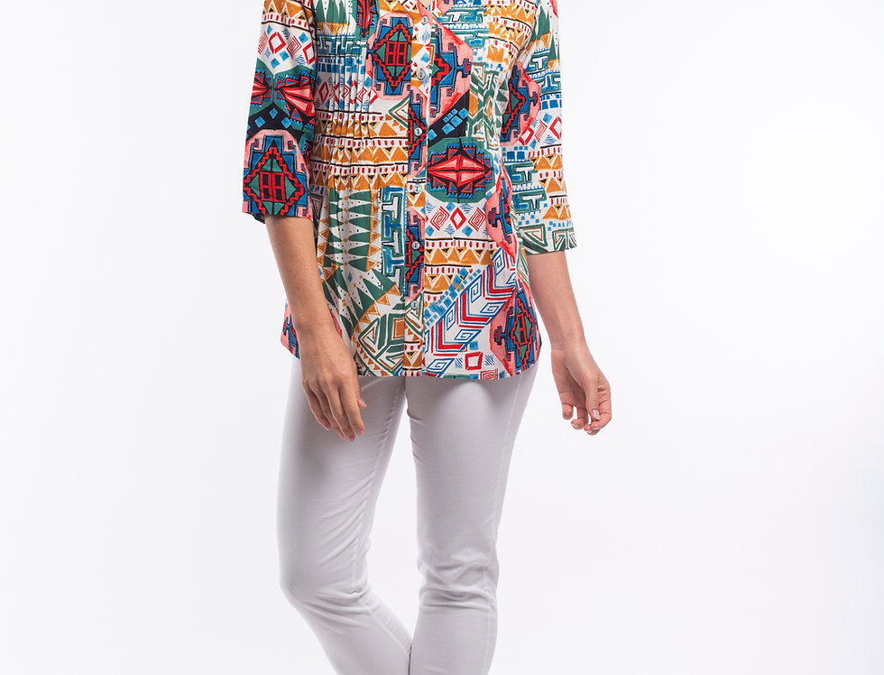 Orientique Santiago Blouse