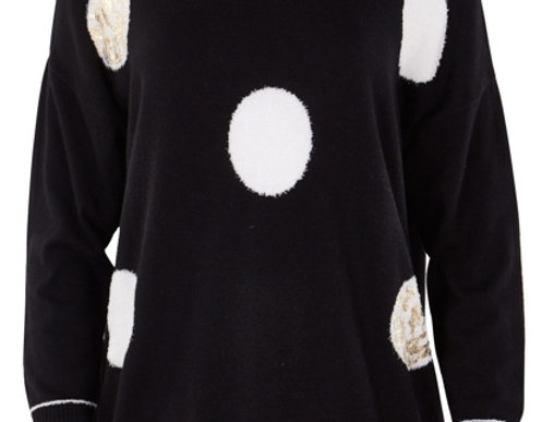 Threadz Spot Sweater