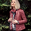 Thumbnail: Yarra Trail Gingerbread Quilted Jacket