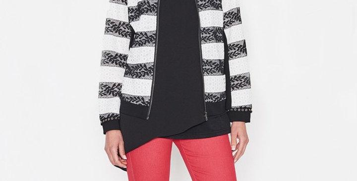 Threadz Lace Detail Jacket