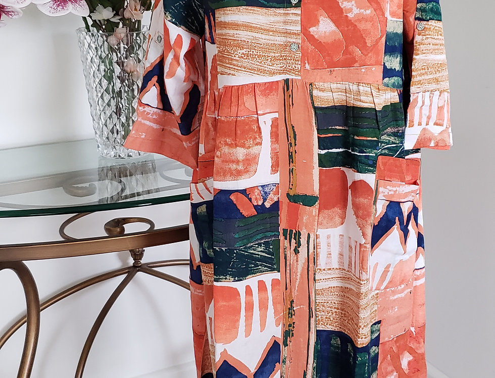 Orientique Zargoza Dress