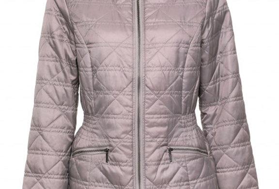 Yarra Trail Zip Pocket Quilted Jacket