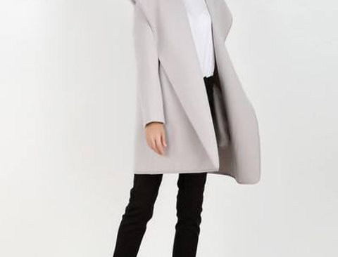 Tirelli Big Collar Coat