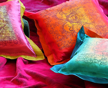Luan by Lucia Soul Couture Pillows