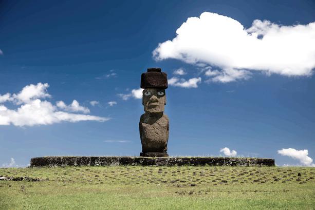 Moai Osterinsel