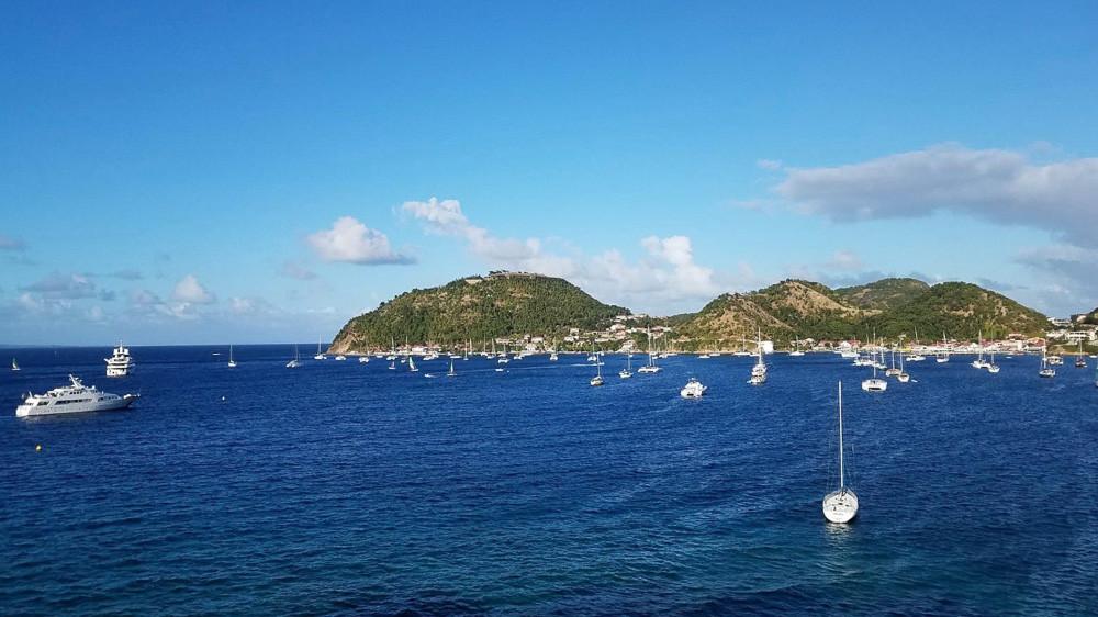 Karibik, Guadeloupe, Kreuzfahrt, Seereise, Weltreise