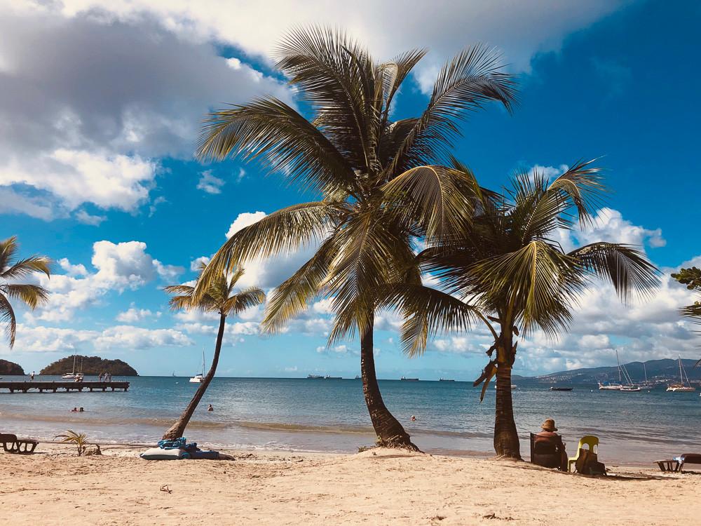 Beach, Karibik, Kreuzfahrt, Weltreise