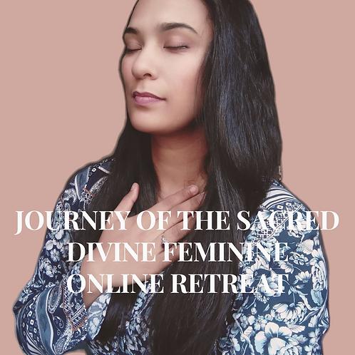 Journey of the Sacred Divine Feminine
