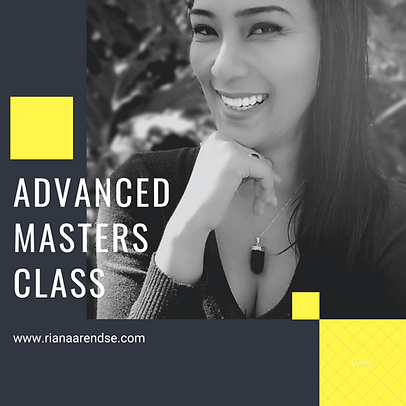 Advanced Masters Class