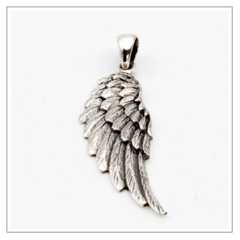 Seraphim Angel Wing Pendant