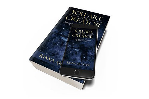 You Are The Creator - Book