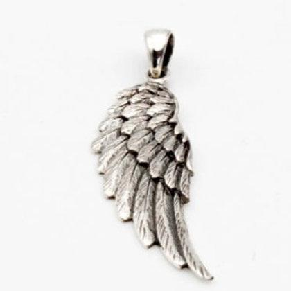 Seraphim Angel Wing Pendant
