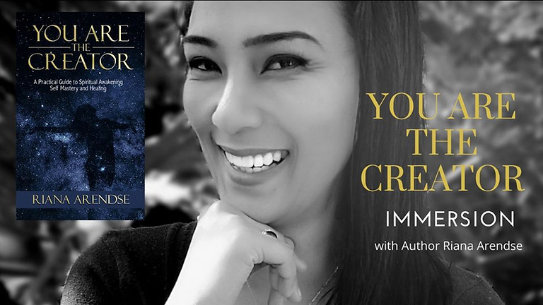 You Are The Creator - Immersion