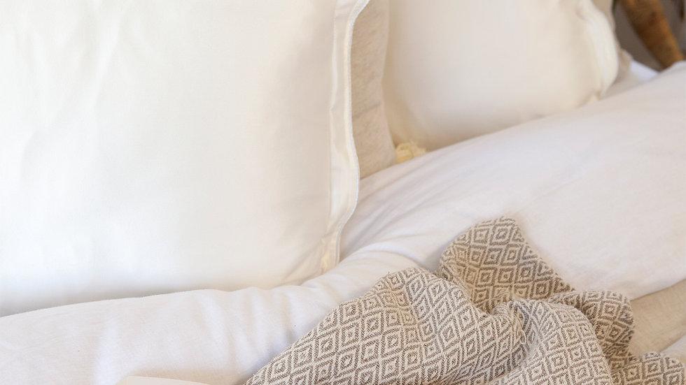 Latte Silk Pillowcase