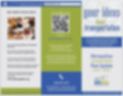 Metropolitan Transportatin Plan Update Brochure