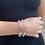 Thumbnail: Bracelet manchette Cristal de roche