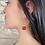 Thumbnail: Boucles d'oreilles Dormeuses Argent