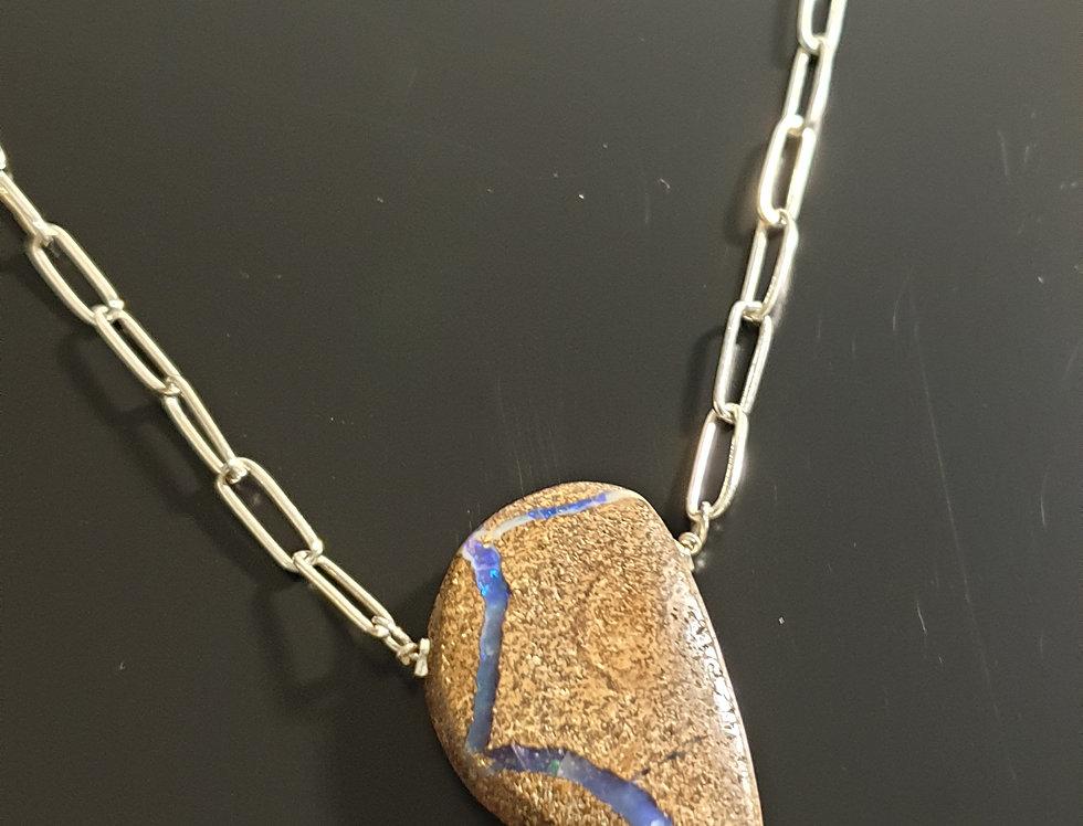 Collier Opale