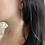 Thumbnail: Boucles d'oreilles Aigue-marine