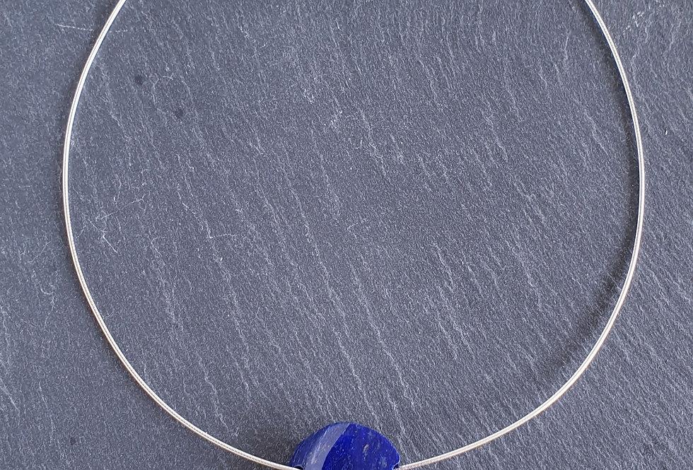 Collier Lapis-lazuli