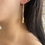 Thumbnail: Boucles d'oreilles Citrine