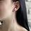 Thumbnail: Boucles d'oreilles Grenat