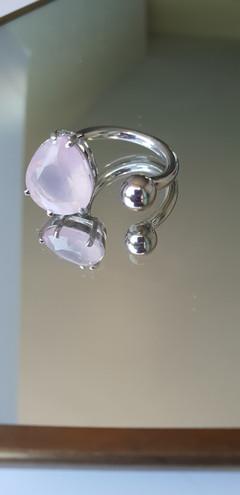 bage quartz rose