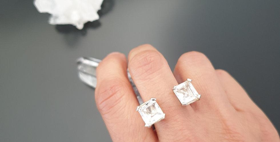 Bague Cristal de roche
