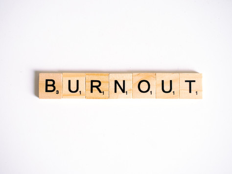 The 5 Stages of Burnout