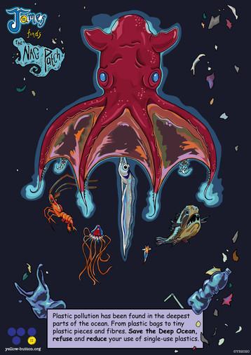 Deep Ocean Umbrella