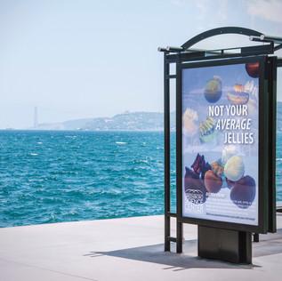 """""""Not Your Average Jellies"""" Aquarium Ad"""