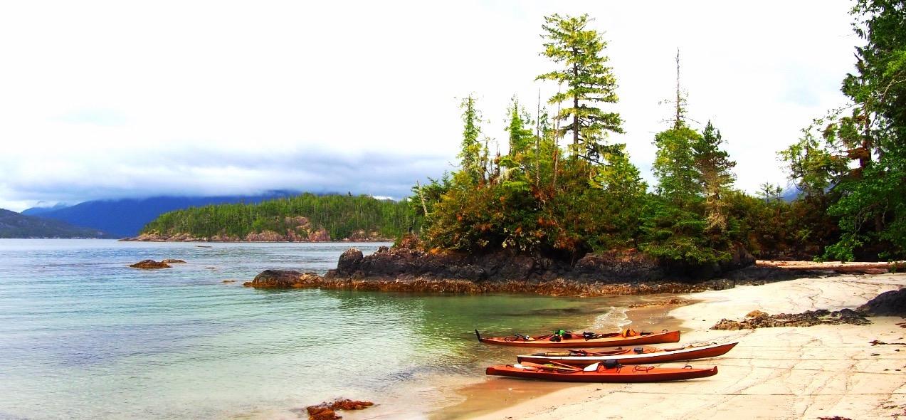 Kayak Tours Nanoose Bay, BC