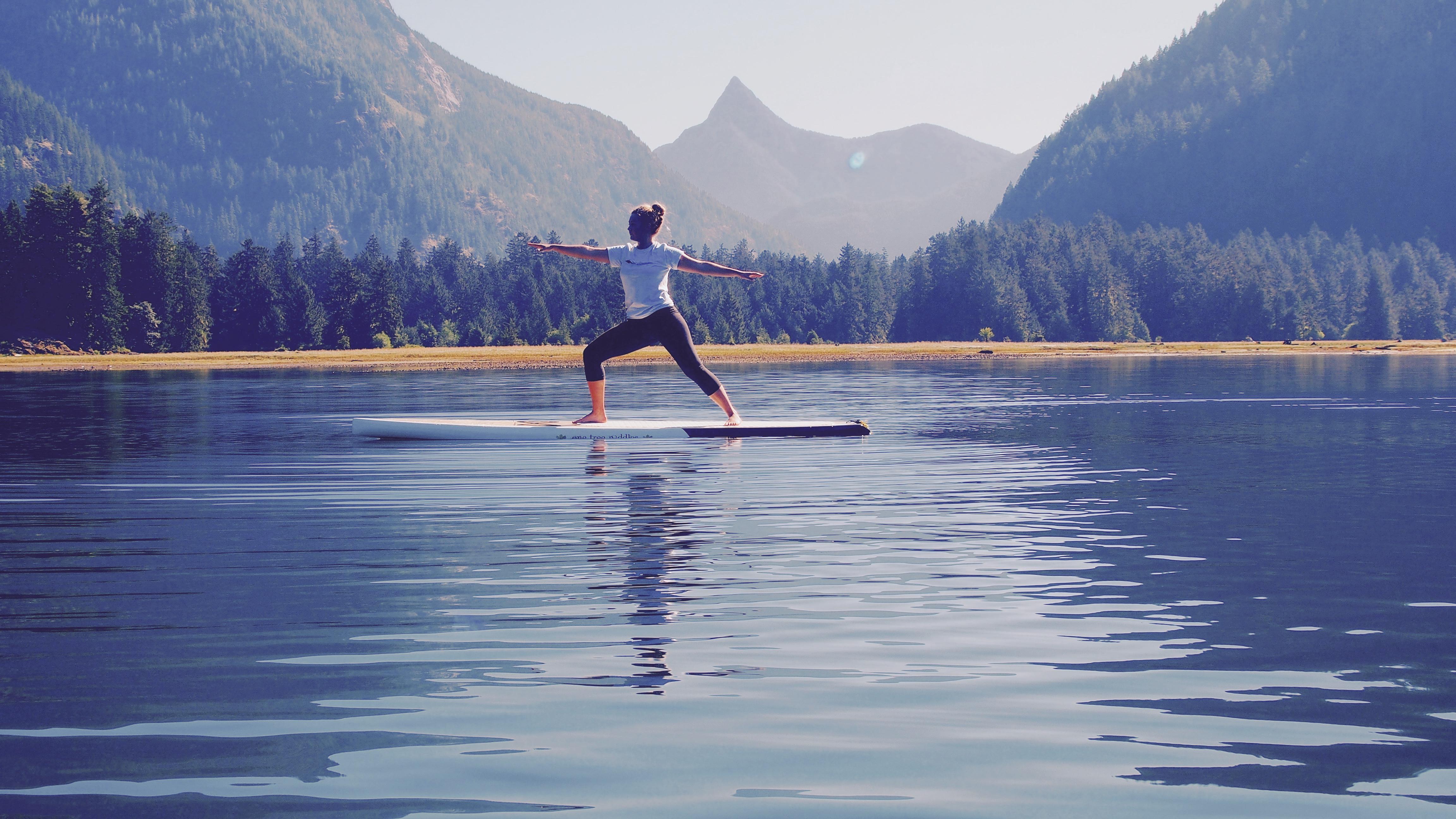 SUP Yoga Vitoria