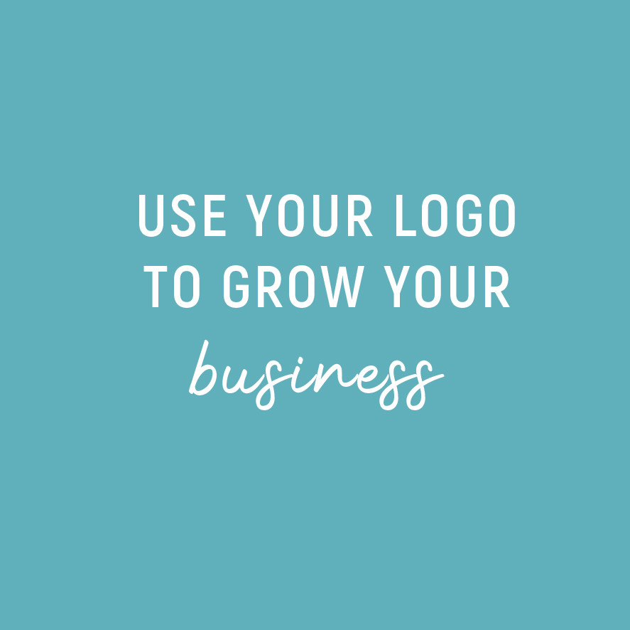 Use your logo to grow your business