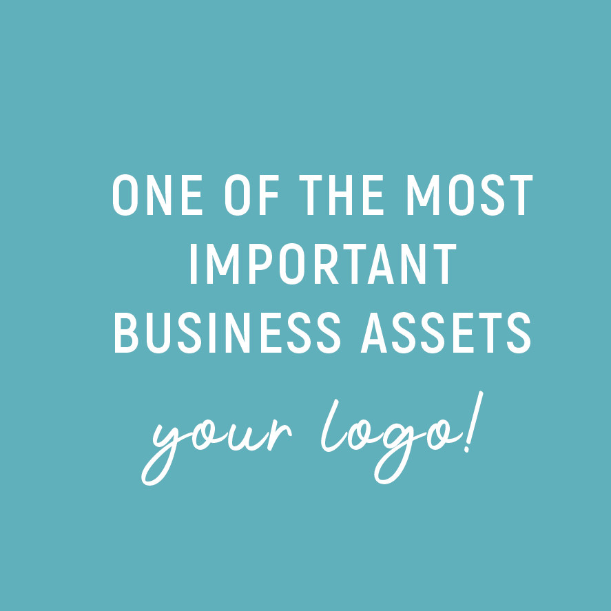 The most important business assets your logo