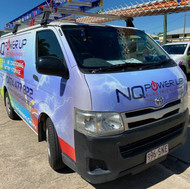 Car Sigange Design for NQ Power Up Electrical