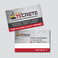 Logo and branding for TK Crete