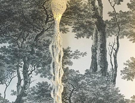 Méduse écru