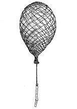 Branchée Déco Ballon en crochet noir et blanc
