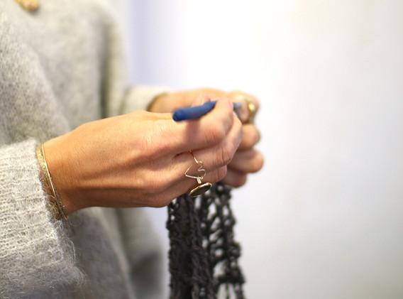 Crochet en live