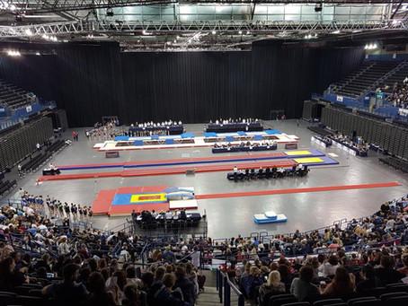 British Tumbling Semi Finals 2018