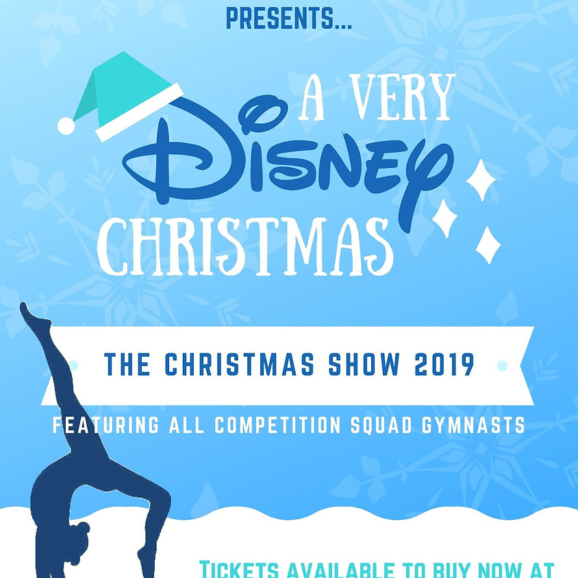 CHRISTMAS SHOW 2pm (competition groups)
